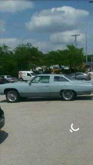 1976 chevy impala for Sale in Miami, FL