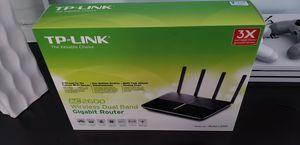 New TP-Link Gigabit Router Fast Internet for Sale in Duluth, GA