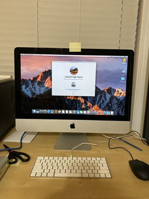 "21.5"" iMac (Mid 2011) for Sale in Vancouver, WA"