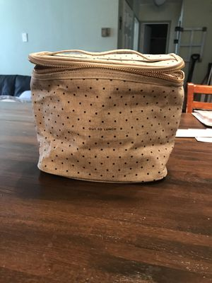 Kate spade lunch tote for Sale in Silver Spring, MD