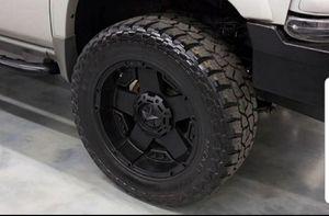Set of Mickey Thompson Baja ATZ tires for Sale in Goldsboro, NC