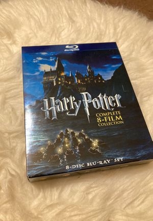 Harry Potter Complete Blu Ray Set for Sale in Wichita, KS