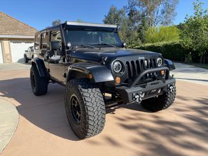 Jeep Wrangler Unlimited Sahara for Sale in Murrieta, CA