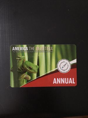 National Parks Pass for Sale in Portland, ME