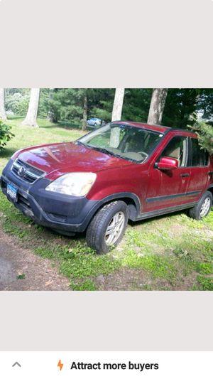 01 Honda CRV for Sale in New Milford, CT