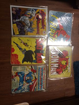 Super hero signs for Sale in Corpus Christi, TX