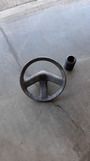MTD riding lawn mower steering wheel for Sale in Tacoma, WA