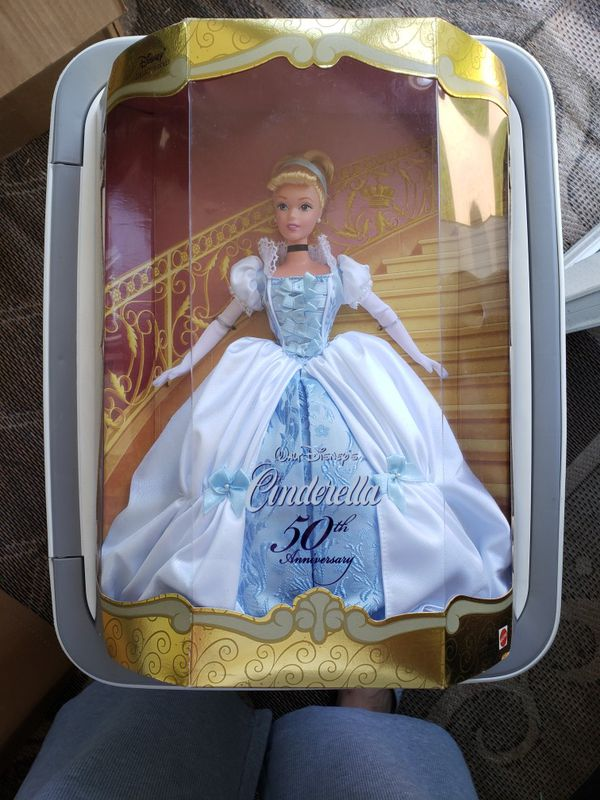 Collectable Cinderella Dolls NEW