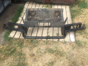 Toyota truck push bar for Sale in Sacramento, CA