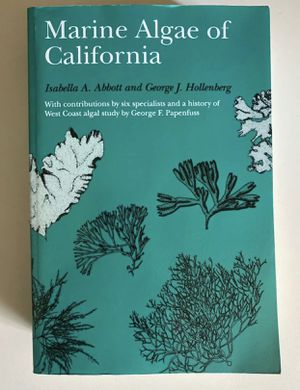 Marine Algae of California by Isabella A. Abbott and George J. Hollenberg *NEW* for Sale in Torrance, CA