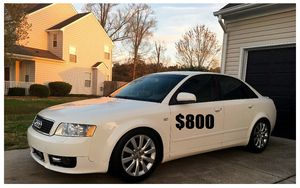 🍁$ 800 Selling my 2005 Audi A4 1.8 T Quattro🍁 for Sale in Washington, DC