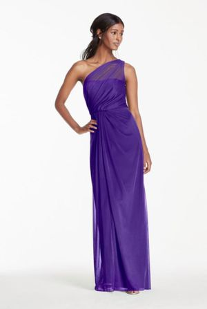 Willing to donate David's bridal bridesmaid dress to someone in need of a prom dress for Sale in Modesto, CA