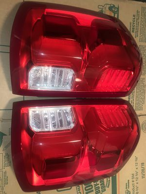 2014-18 LTZ HIGH COUNTRY TAILLIGHTS for Sale in Dallas, TX