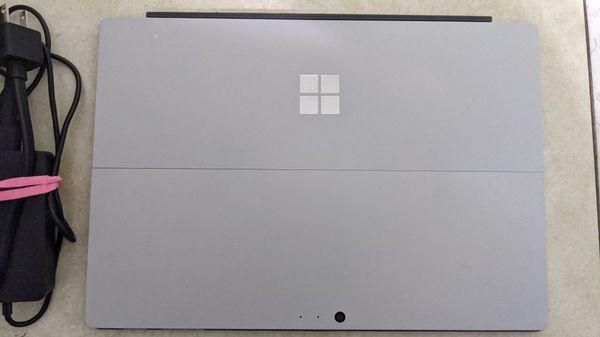 Surface Pro 4 i5 8gb Ram 256 Ssd