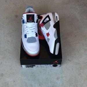 "Jordan 4 ""What The"" Sz 12 for Sale in Alpharetta, GA"