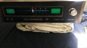 Old School Lafayette LTD 10 stereo amplifier FM a. M. for Sale in SeaTac, WA