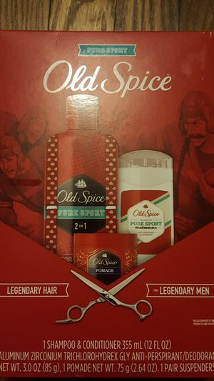 Pure Sport Old Spice Set for Sale in Chicago, IL