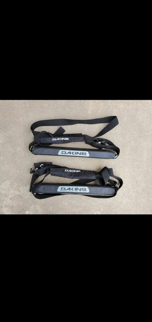 Dakine Surfboard Roof Rack Pads & Straps for Car or SUV for Sale in El Cajon, CA