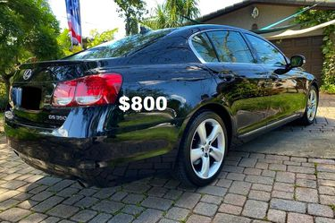 $800-Well maintained🍀2010 Lexus GS🍀-One Owner for Sale in Alameda,  CA