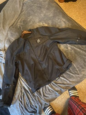 Speed and strength, Mesh, Padded Motorcycle Jacket for Sale in Burlington, NC