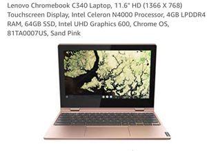 Lenovo C340 Laptop y su protector for Sale in Doral, FL