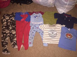 18 months baby boy clothes for Sale in Mount Vernon, OH