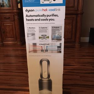Dyson - HEPA Air Purifier - Model HP02 for Sale in Gilroy, CA