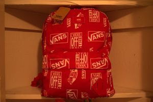 NEW W TAGS VANS BACKPACK SHIPPING for Sale in Leominster, MA