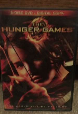The Hunger Games DVD 2-disc for Sale in Elma, WA