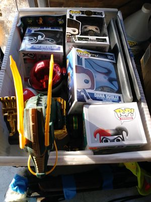 Collectable Toy Lot for sale. Can separate if interested in specific items for Sale in Saint Petersburg, FL