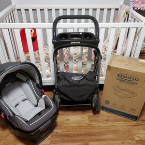 Graco Click 2 Connect Bundle for Sale in Long Beach, CA