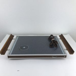 Cornwall Electric Tray Model # 1142 Hot Plate Warmer Camping On/off Switch for Sale in Huntington Beach, CA