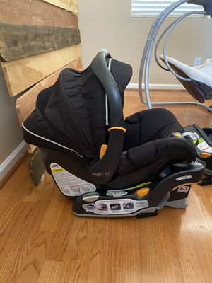 Chicco Key fit 30 car seat and base for Sale in San Diego, CA