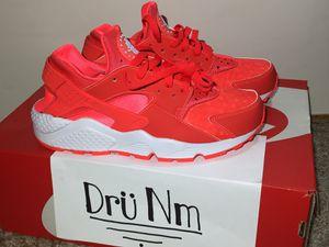 Womens Nike Air Huarache Run Crimson for Sale in Vallejo, CA