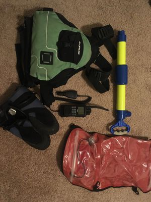 Kayak gear for Sale in Raleigh, NC