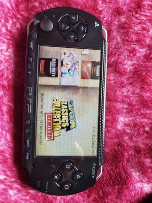 NEW !!! BLACK * PSP * WITH 5,000 GAMES !!! for Sale in Garden Grove, CA