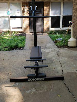 Soloflex Home Gym for Sale in Powder Springs, GA