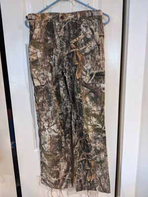 Cabela's Youth size 14 camo pants for Sale in Lake Forest Park, WA