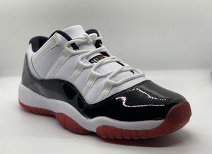 Air Jordan 11 low gym red for Sale in Las Vegas, NV