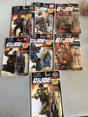 GI Joe Figures for Sale in Santa Ana, CA