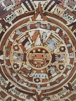 Aztec Calendar/Calendario Azteca for Sale in Reedley,  CA
