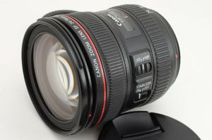 Canon EF 24-70mm f/4.0L IS USM Standard Zoom Lens for Sale in Miami, FL