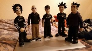 Good Charlotte Action Figures for Sale in Tacoma, WA
