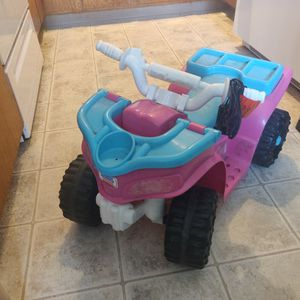 Kids Riding Toy Girls Pink Car Motorcycle for Sale in Chaska, MN