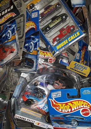 HUNDREDS OF HOT WHEELS-Check'em out- for Sale in Modesto, CA