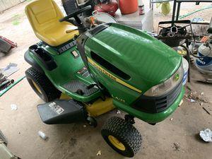 John Deere lawn mower tractor for Sale in Austin, TX