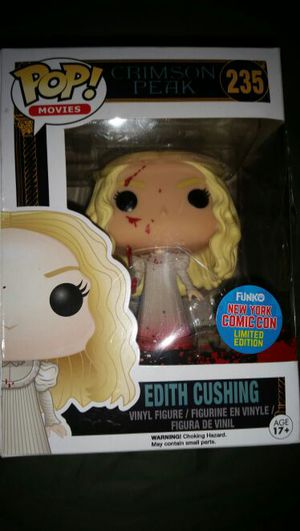 Funko Pop movies limited edition Crimson Peak action figure for Sale in Brooklyn, NY