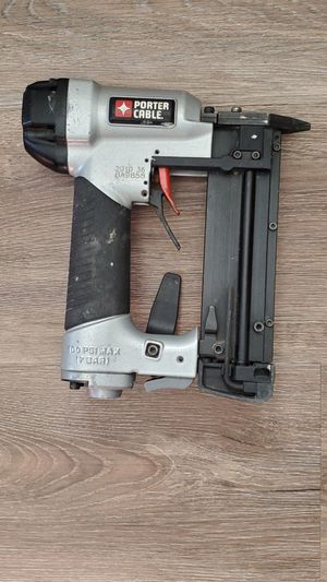 Porter Cable Nailer Nail Gun for Sale in Antioch, CA