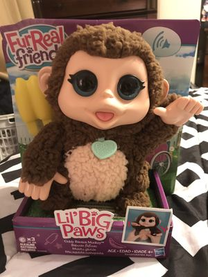 FurReal Friends Monkey for Sale in Havelock, NC