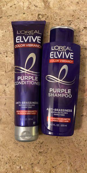 Loreal purple shampoo for Sale in Ontario, CA